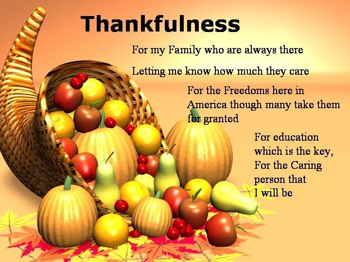 Thanksgiving Quote 15 Picture Quote #1