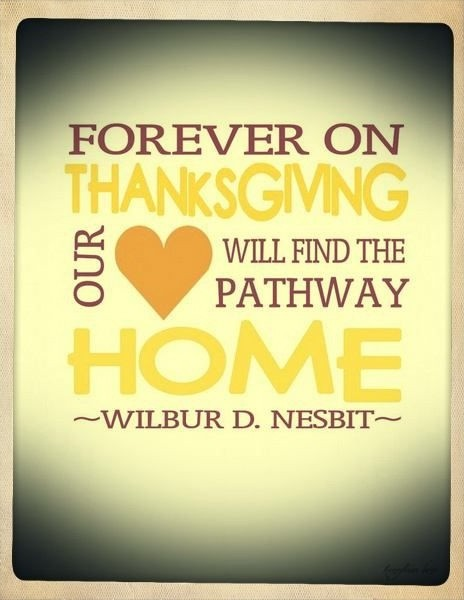 Family Thanksgiving Quote 2 Picture Quote #1