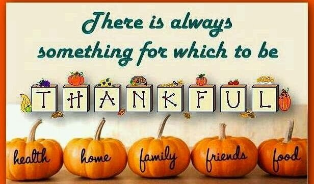 Thanksgiving Quote 31 Picture Quote #1