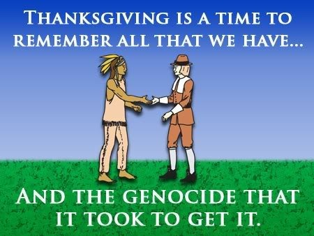 True Meaning Of Thanksgiving Quote 1 Picture Quote #1