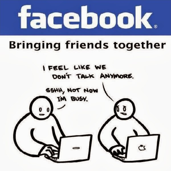 Facebook Quote About Friendship 1 Picture Quote #1