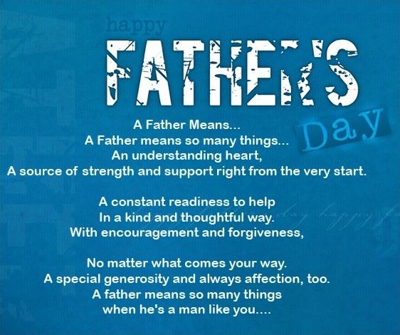 Fathers Day Quote 5 Picture Quote #1