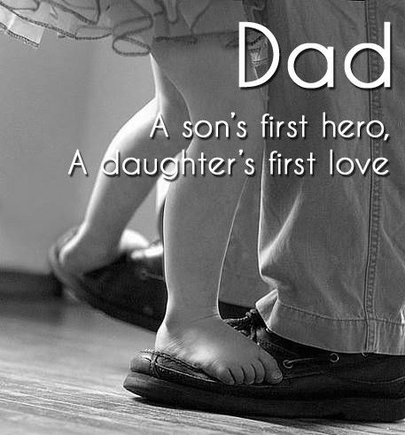 Daddys Girl Fathers Day Quote 2 Picture Quote #1