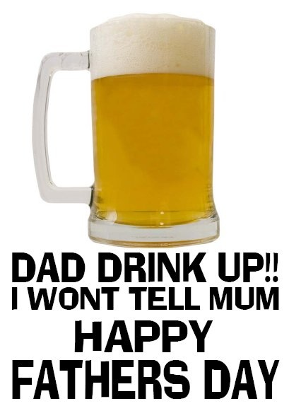 Humorous Fathers Day Quote 1 Picture Quote #1