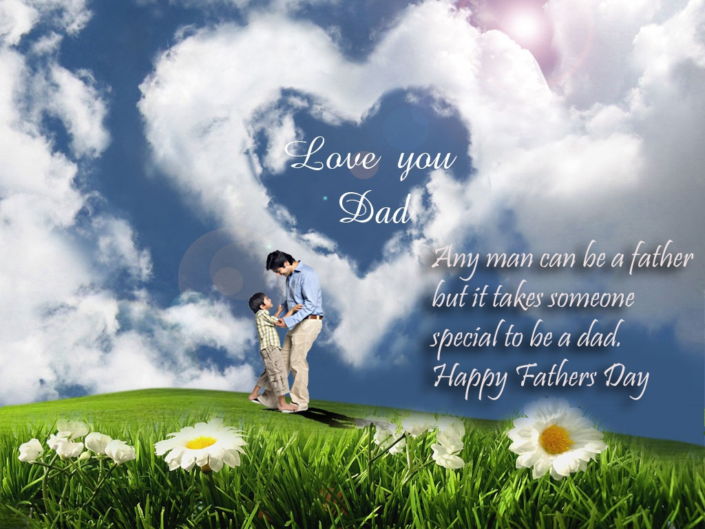 Cute Fathers Day Quote 1 Picture Quote #1