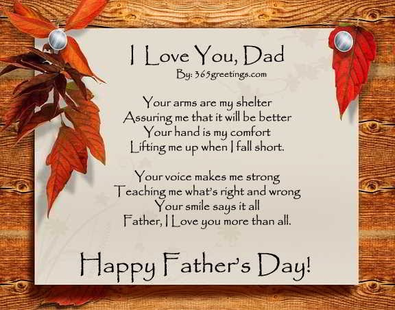 Fathers Day Quote 17 Picture Quote #1