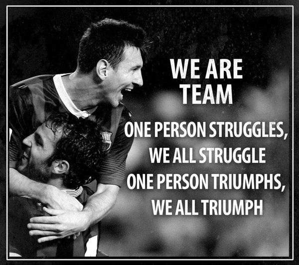 Teamwork Quote 6 Picture Quote #1