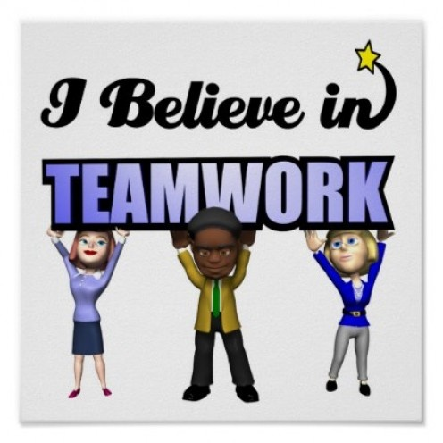 Business Teamwork Quote 1 Picture Quote #1