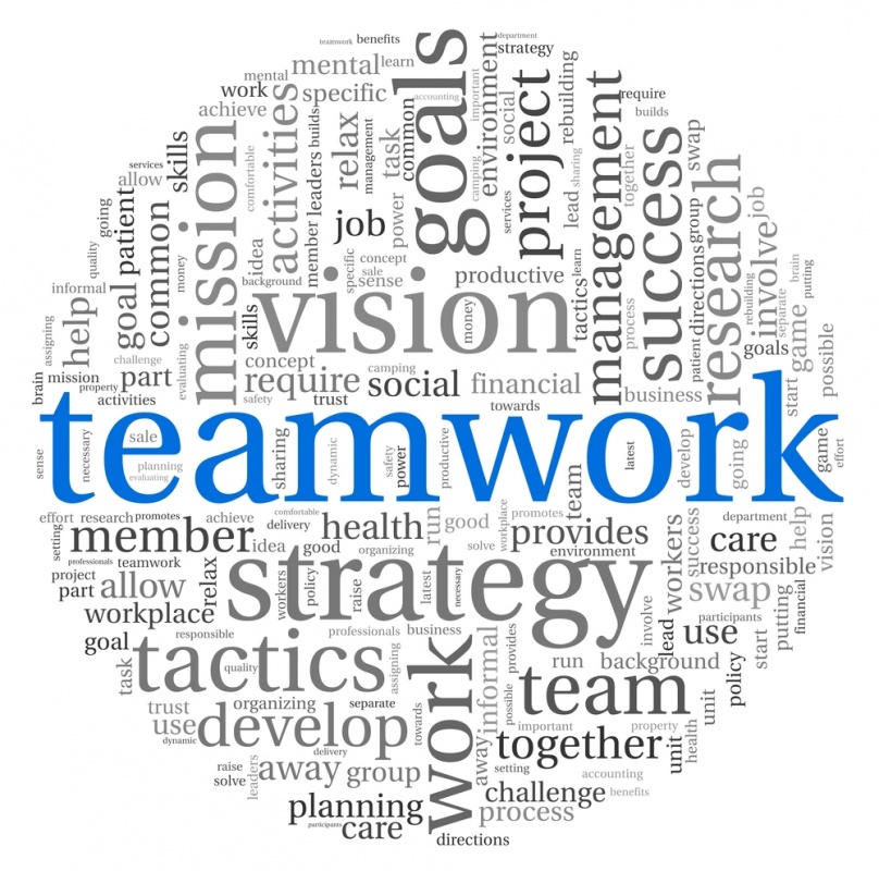 Teamwork Quote 8 Picture Quote #1