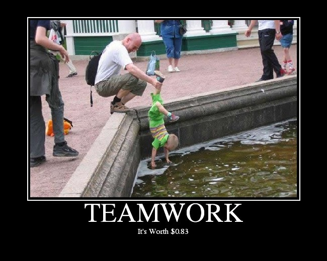 Teamwork Quote 11 Picture Quote #1