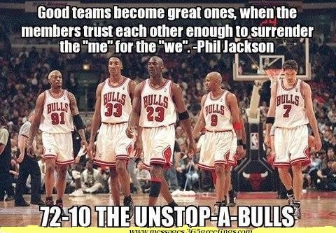 Trust And Teamwork Quote 1 Picture Quote #1
