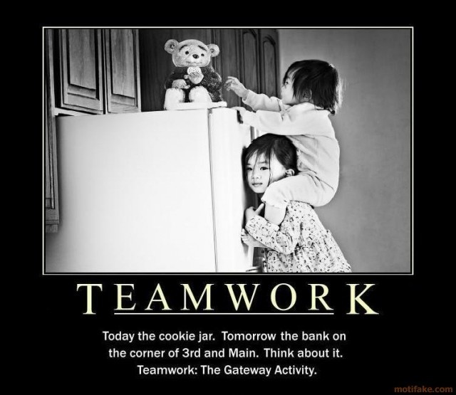 Teamwork Relationship Quotes: Teamwork Picture