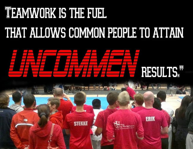 Teamwork Quote 14 Picture Quote #1