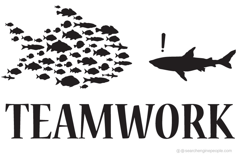 Teamwork Quote 15 Picture Quote #1