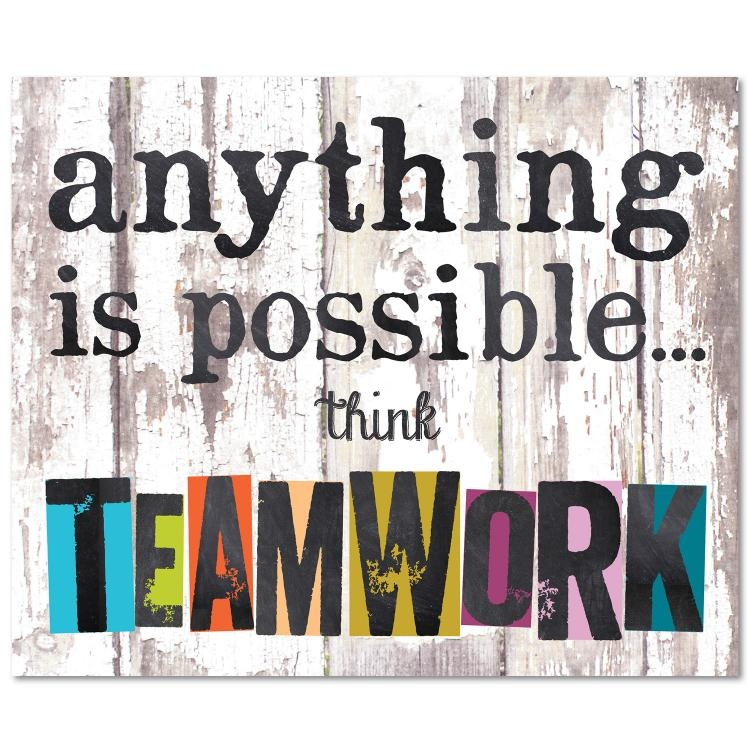 Motivational Quotes For Employees: Teamwork Picture