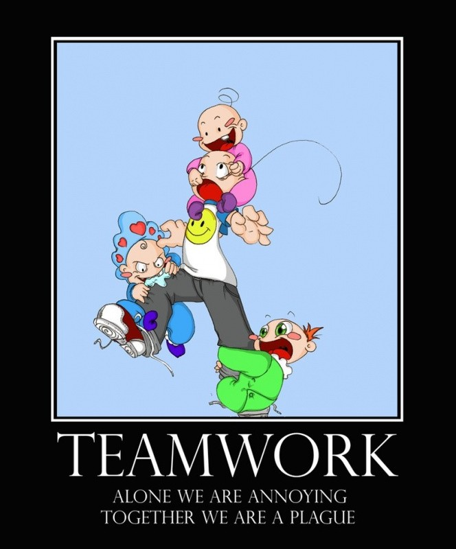 Teamwork Quote 18 Picture Quote #1
