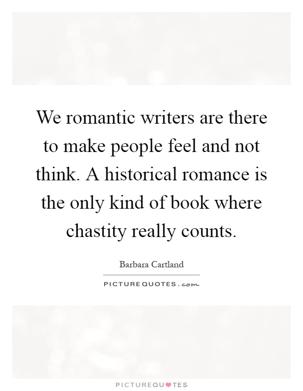 romantic writers