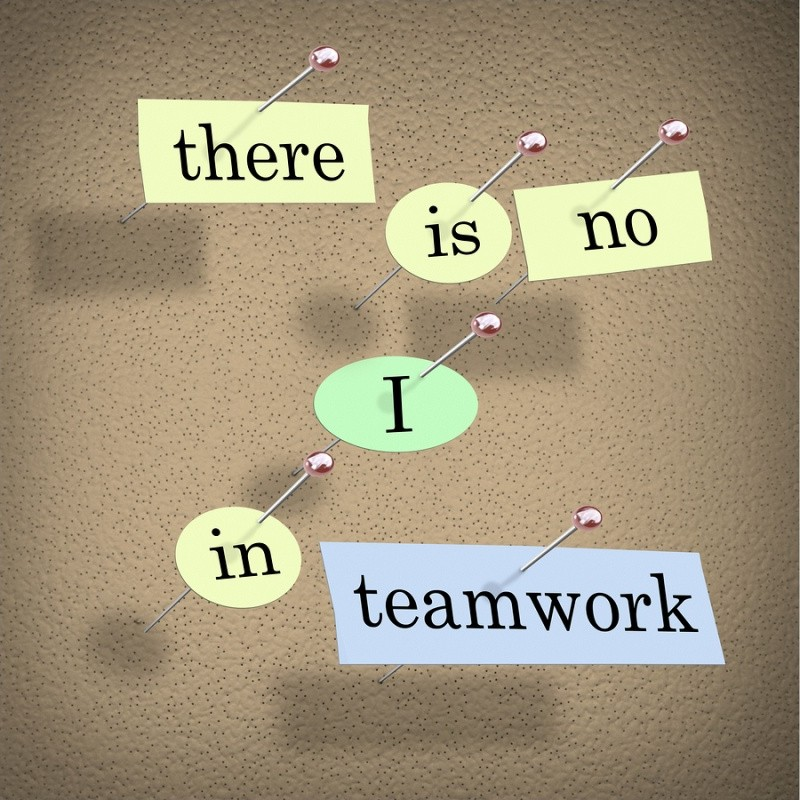 Teamwork Quote 19 Picture Quote #1
