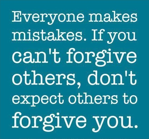 Forgiveness Quote 1 Picture Quote #1