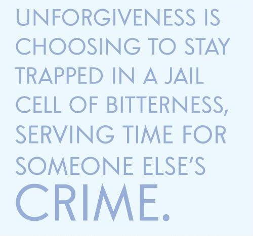 Unforgiveness Quote 1 Picture Quote #1