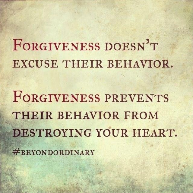 Forgiveness Quote And Sayings 1 Picture Quote #1