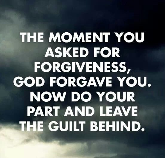 Asking For Forgiveness Quote 1 Picture Quote #1