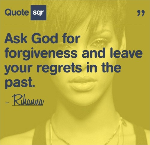 Asking For Forgiveness Quote 3 Picture Quote #1