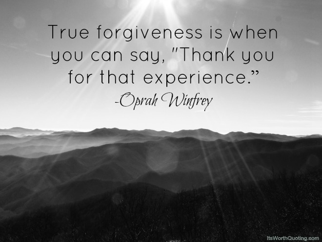 Self Forgiveness Quote 1 Picture Quote #1
