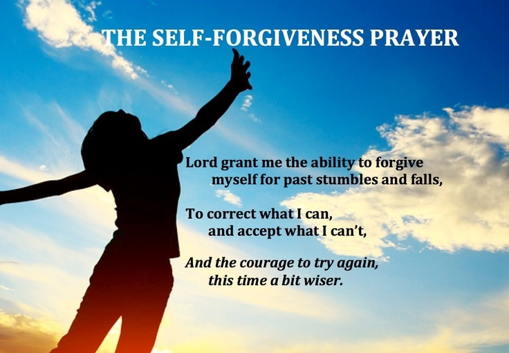 Self Forgiveness Quote 2 Picture Quote #1
