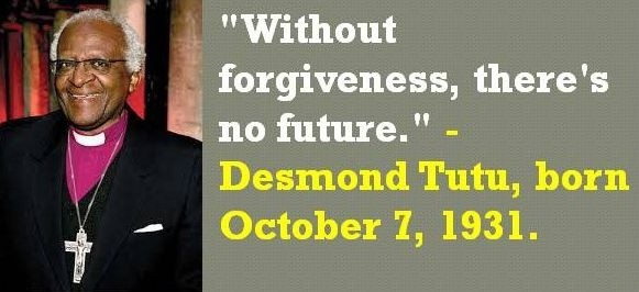 Desmond Tutu Forgiveness Quote 2 Picture Quote #1