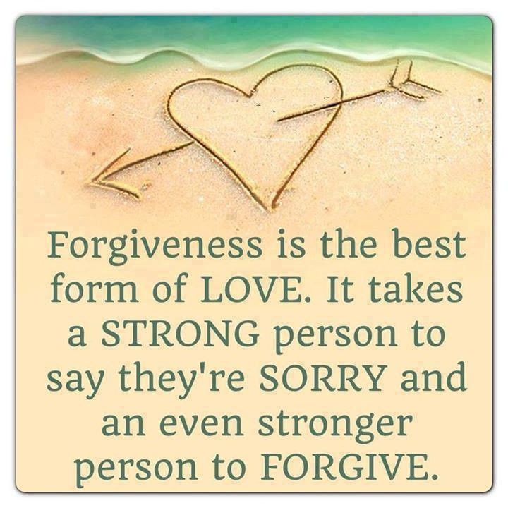 Best Forgiveness Quote 1 Picture Quote #1