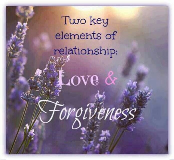 Forgiveness Quote For Her 1 Picture Quote #1