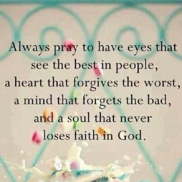 Faith And Forgiveness Quote 1 Picture Quote #1