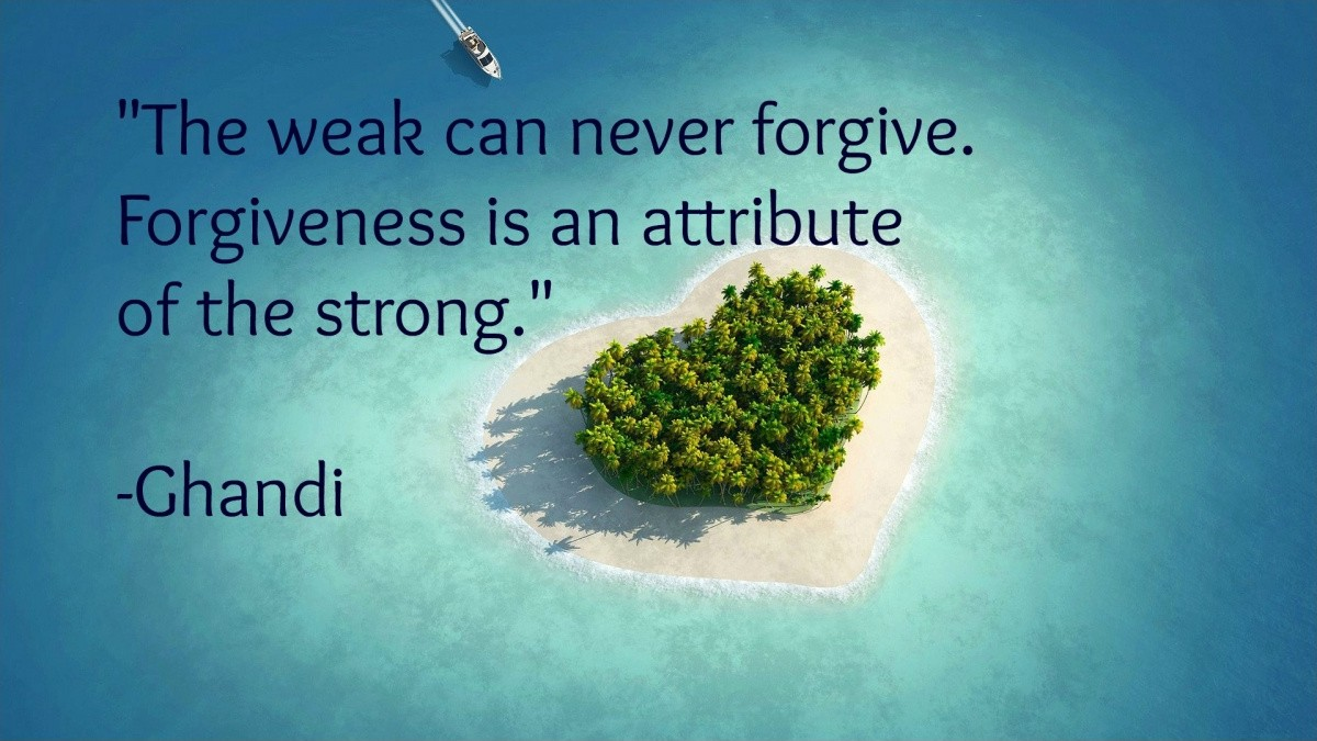 Forgiveness Quote 6 Picture Quote #1