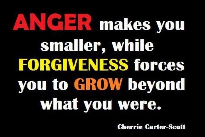Anger And Forgiveness Quote 2 Picture Quote #1
