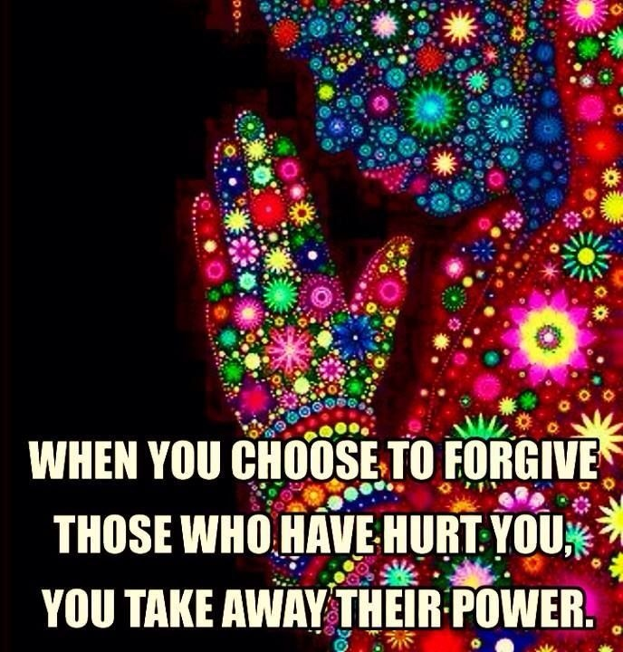 Power Of Forgiveness Quote 1 Picture Quote #1