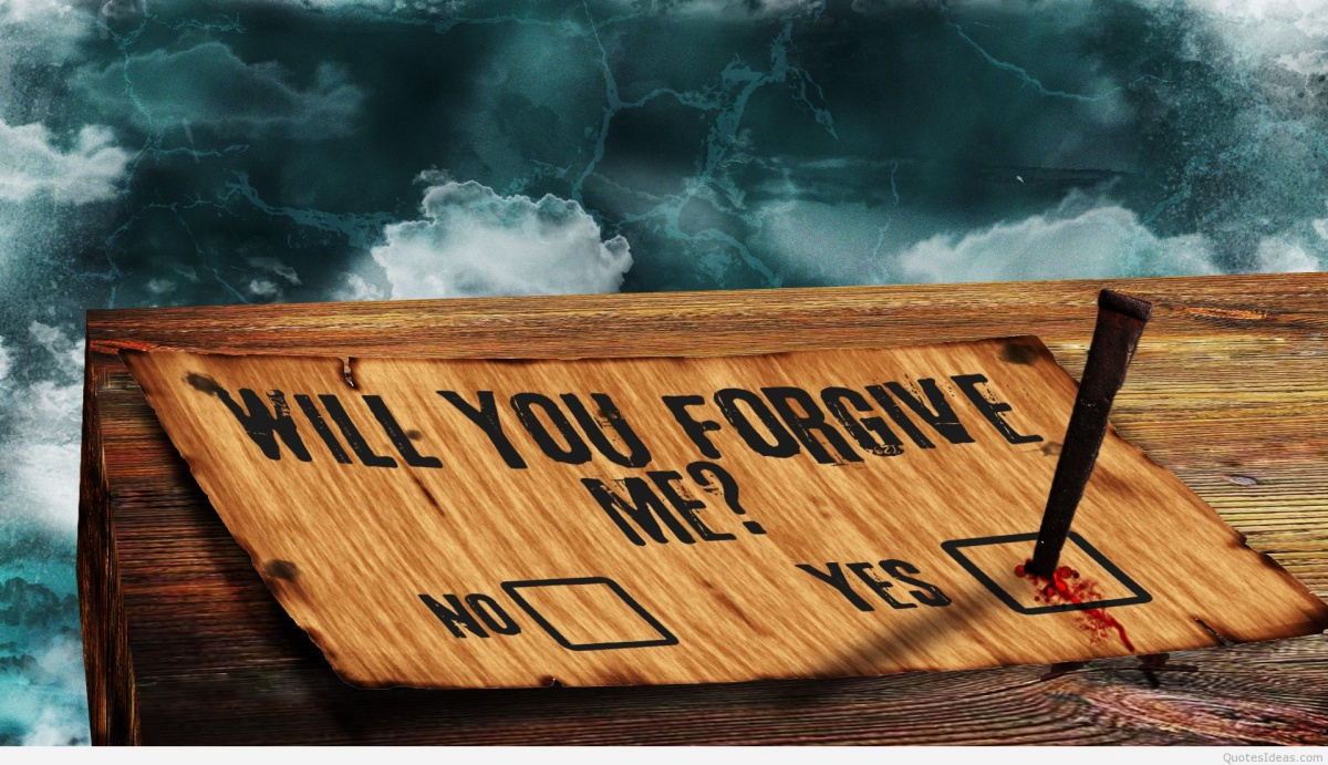 Forgiveness Quote 19 Picture Quote #1