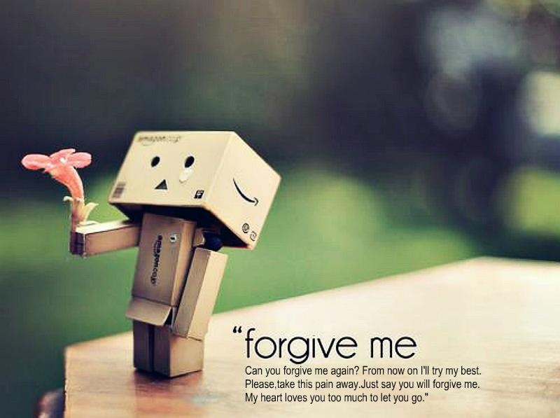 Forgive Me Forgiveness Quote 2 Picture Quote #1