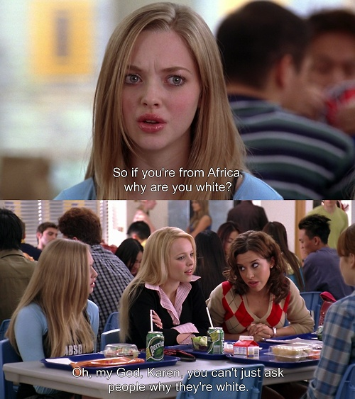 Amanda Seyfried Mean Girls Quote 1 Picture Quote #1
