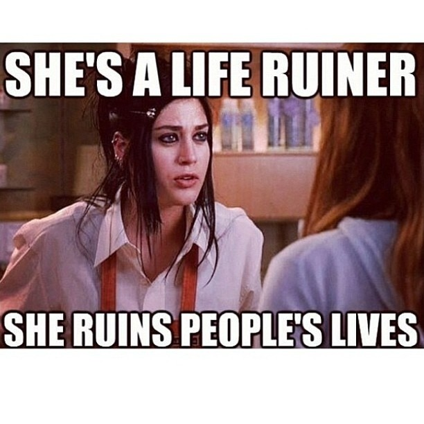 Janis Ian Mean Girls Quote 2 Picture Quote #1