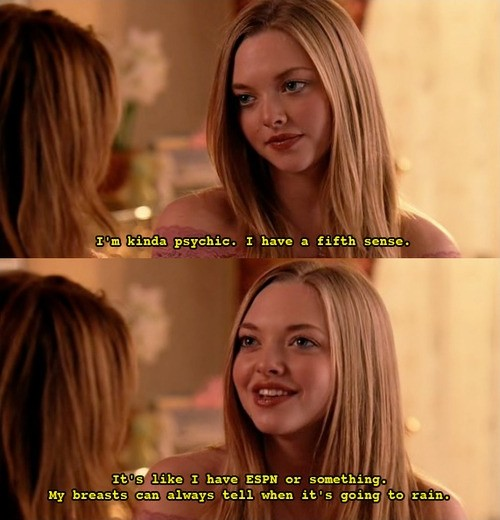 Quotes About Mean Women: Karen Mean Girls Quote