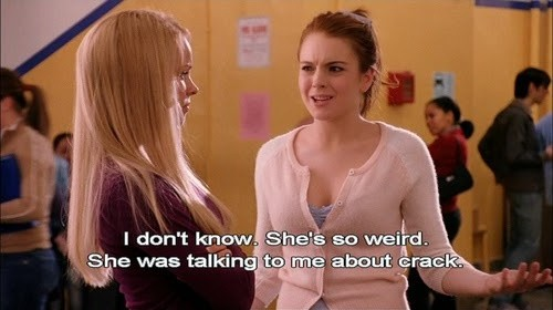 Mean Girls Movie Quotes Sayings Mean Girls Movie Picture Quotes