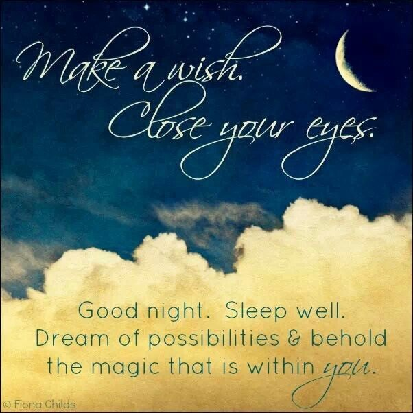 Quote About Good Night Sleep 1 Picture Quote #1
