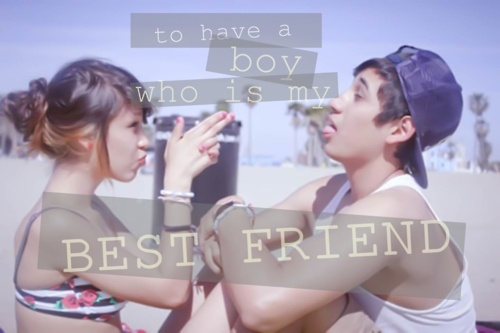 Quote About Best Friends Boy 1 Picture Quote #1