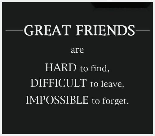 Best Friends Are Hard To Find Quote 1 Picture Quote #1