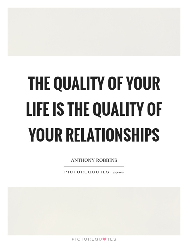 partner relations quality of life and What to look for in a healthy relationship  the ideal partner strives to live a life  of integrity so that there are no discrepancies between words.