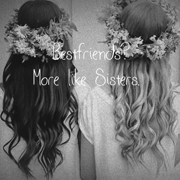 Best Friends Are Like Sisters Quote | Quote Number 567477 ...