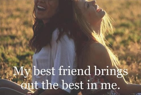Best Friends Quote 36 Picture Quote #1