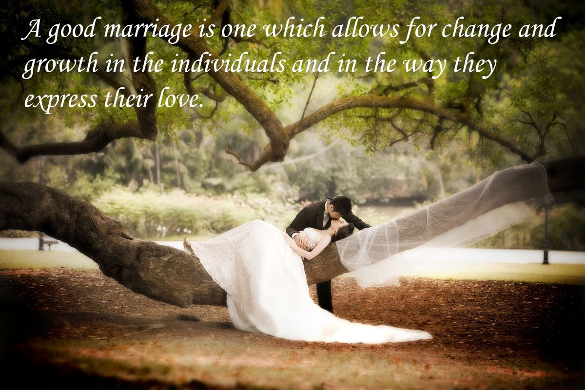 Good Wedding Quote 1 Picture Quote #1