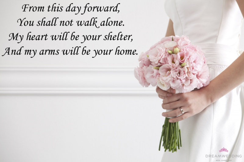 Romantic Wedding Quote 3 Picture Quote #1